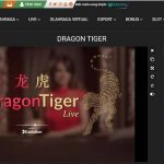 Dragon Tiger 1xBit